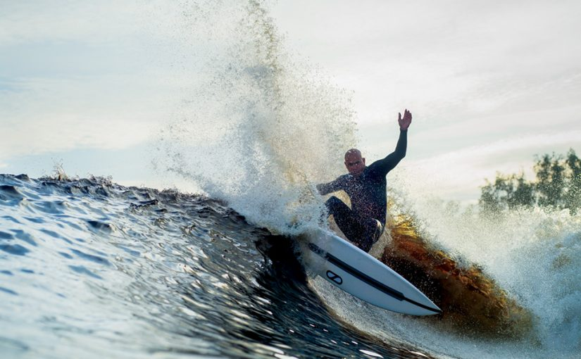 Kelly Slater´s Wave Pool