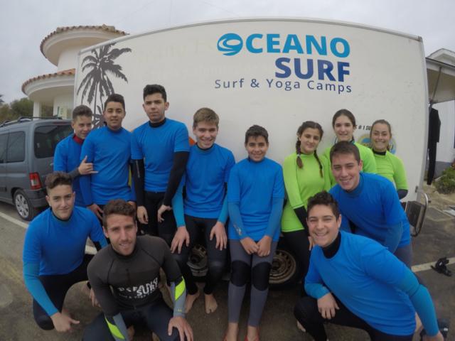 Oceano Surf Conil Spain