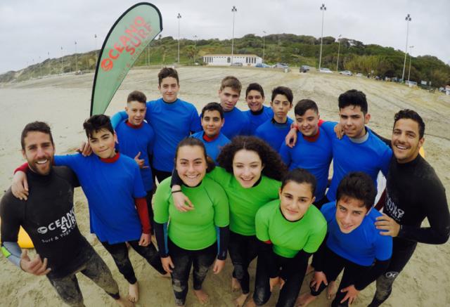 Surf School in Conil Spain