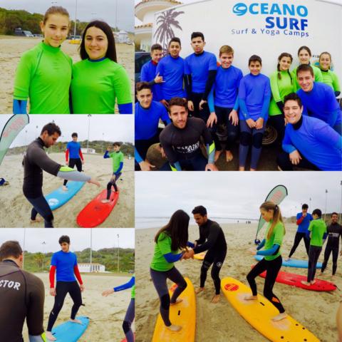 Surf School Spain in Conil de la Frontera