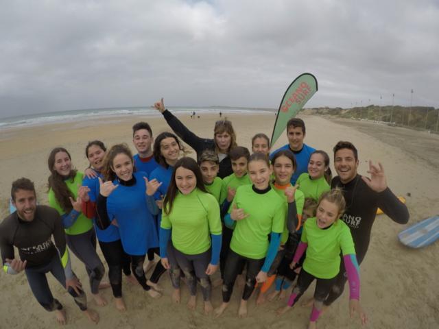 Winter Surf Spain