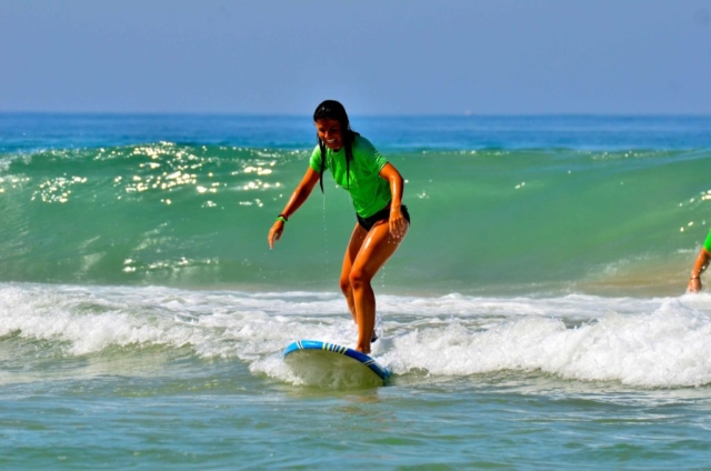 Surf Girls Spain Oceano Surf Spain