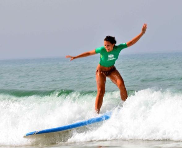 Best surf school in Spain