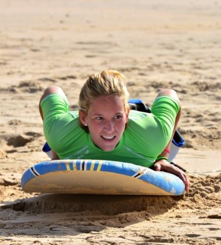 Learn to Surf Conil de la Frontera Spain