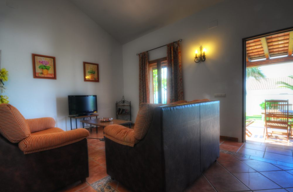 Family holidays in a villa Conil de la Frontera
