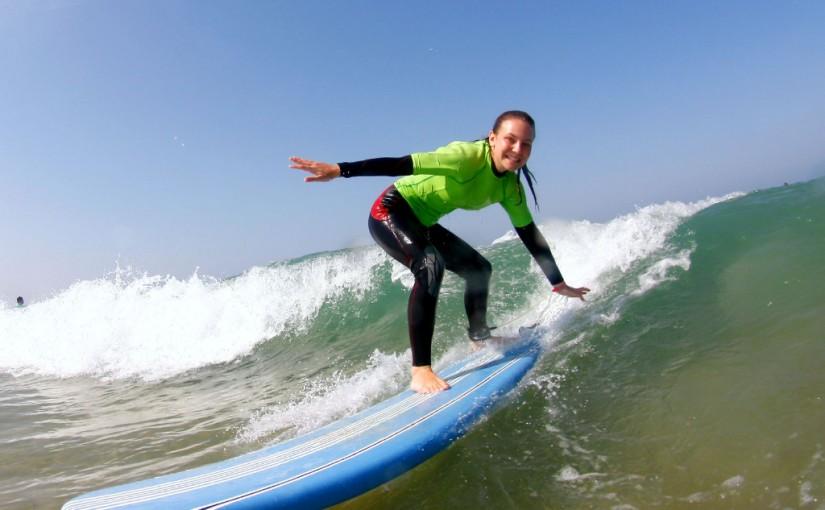 Surf en Turquía para principiantes